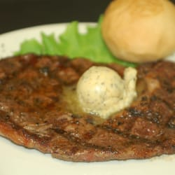 Papa's Grill - The 8oz. Ribeye Steak - Columbus, IN, Vereinigte Staaten