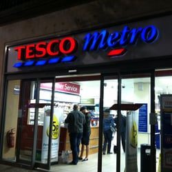 Tesco Kensington Metro, London