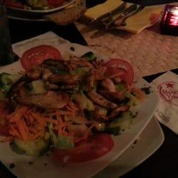 Lecker Salat.