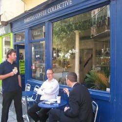 Baristas Coffee, Bristol