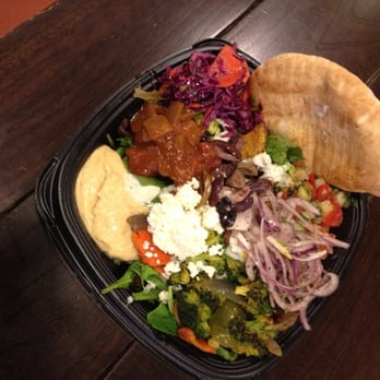 Roti Mediterranean Grill - 27 Photos & 190 Reviews - Mediterranean ...