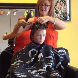 Barber Shop - Fredericksburg, VA, United States. Lindsay the Barber ...
