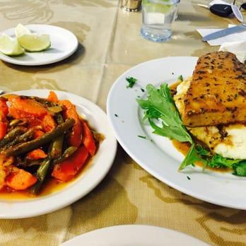 Seven seas restaurant fish market seafood buena for Fresh fish market miami