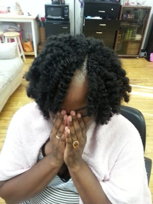 Crochet Box Braids Near Me : Emmah Hair Braiding - Marley hair crochet braids - Chicago, IL, United ...