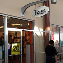 Bass clothing outlet stores