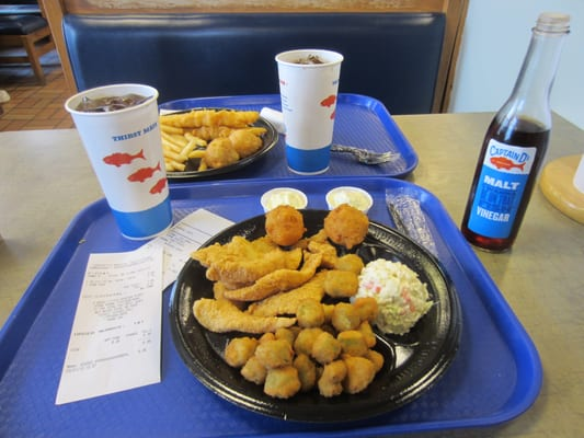 Captain d s seafood restaurants closed seafood for Where can i buy fish near me
