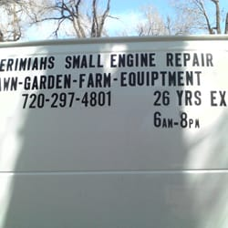 Jerimiah Small Engine Repair logo