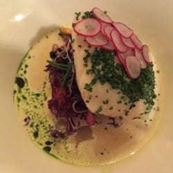 Hake - Beautifully presented... and…