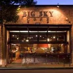 Big Sky Cafe San Luis Obispo Ca United States