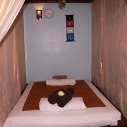 thai massage etiquette Oakland, California