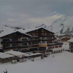 Hotel Sonnenburg, Lech, Vorarlberg, Austria