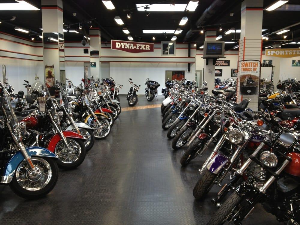 Harley Davidson Dealers In Md