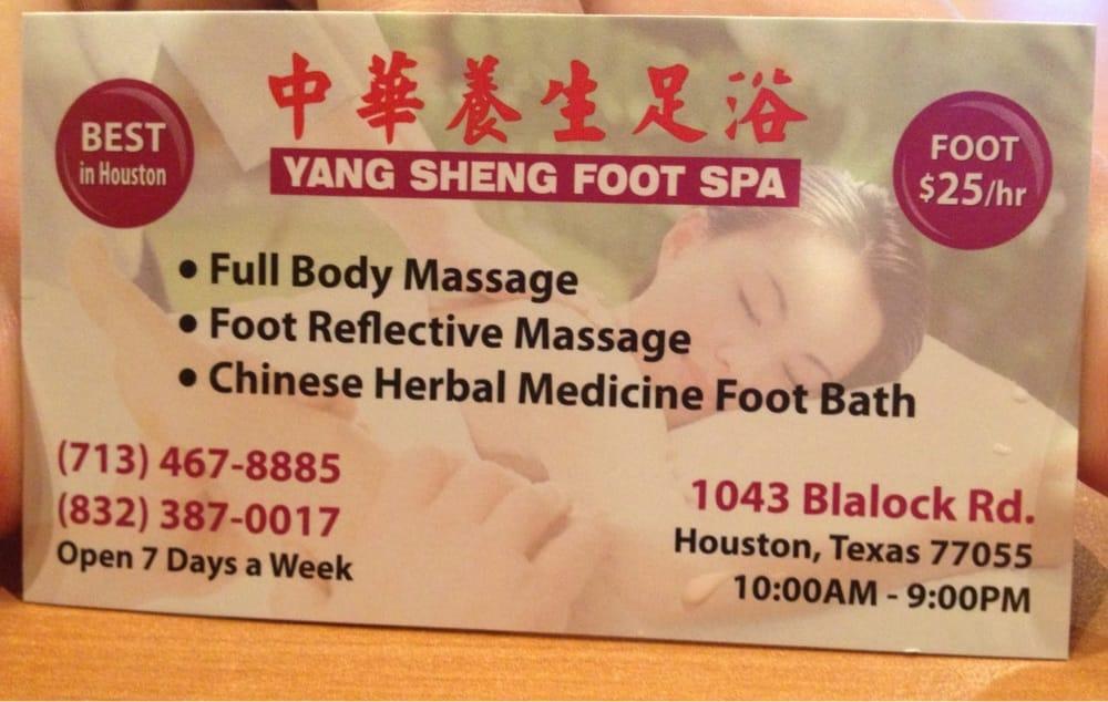 Yang Sheng Foot Spa