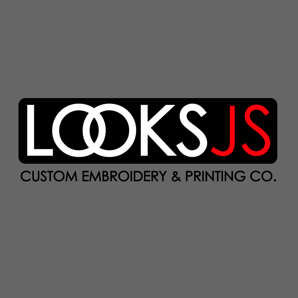 Looksjs custom embroidery printing co screen printing for Custom t shirt design near me