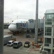 Boah...der A380 ist ganz schön groß...