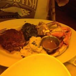 The dead fish seafood crockett ca yelp for Dead fish crockett