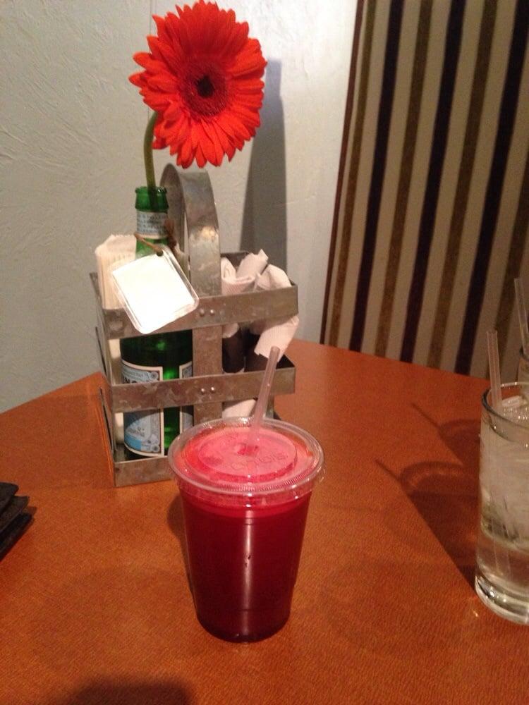 Moline (IL) United States  city images : Cafe Fresh Moline, IL, United States. Beauty & the Beet juice