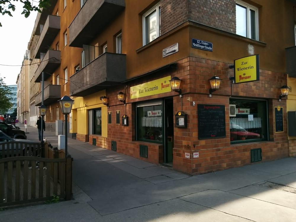 Meidling Austria  City pictures : Zur Wienerin Austrian Restaurants Meidling Vienna, Wien, Austria ...