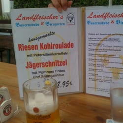 Landfleischers Gaststätte, Berlin