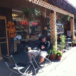 Pacific Blues - Comfy outdoor seating - Bandon, OR, Vereinigte Staaten