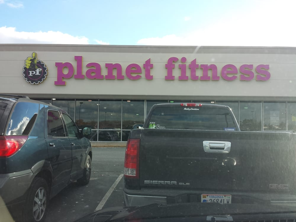 Planet Fitness  Manassas  Gyms  7680 Stream Walk Ln  Manassas, VA