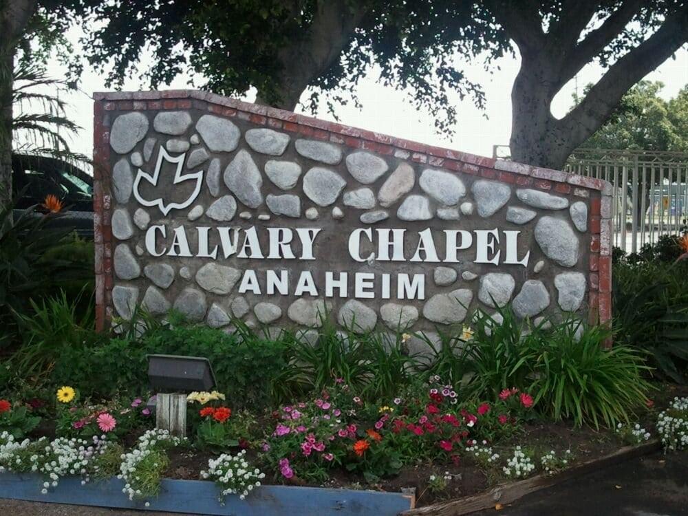 calvary chapel anaheim church