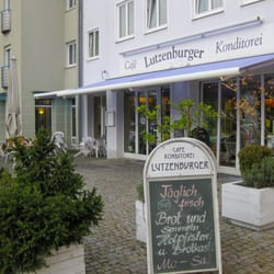 Konditorei Lutzenburger, Mainburg, Bayern