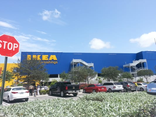 Ikea furniture stores miami fl reviews photos yelp for Restaurant ikea miami