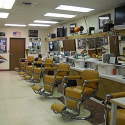 Fox Ridge Barbers logo