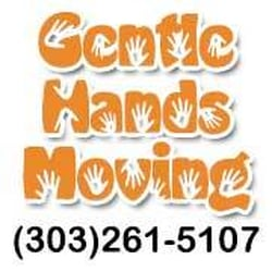 Gentle Hands Moving logo