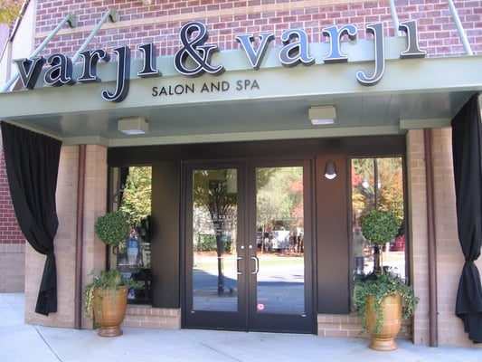 Varji varji salon for 8 the salon charlotte nc