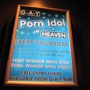 G-A-Y Bar, London, UK