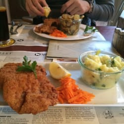 Wiener Schnitzel mit…