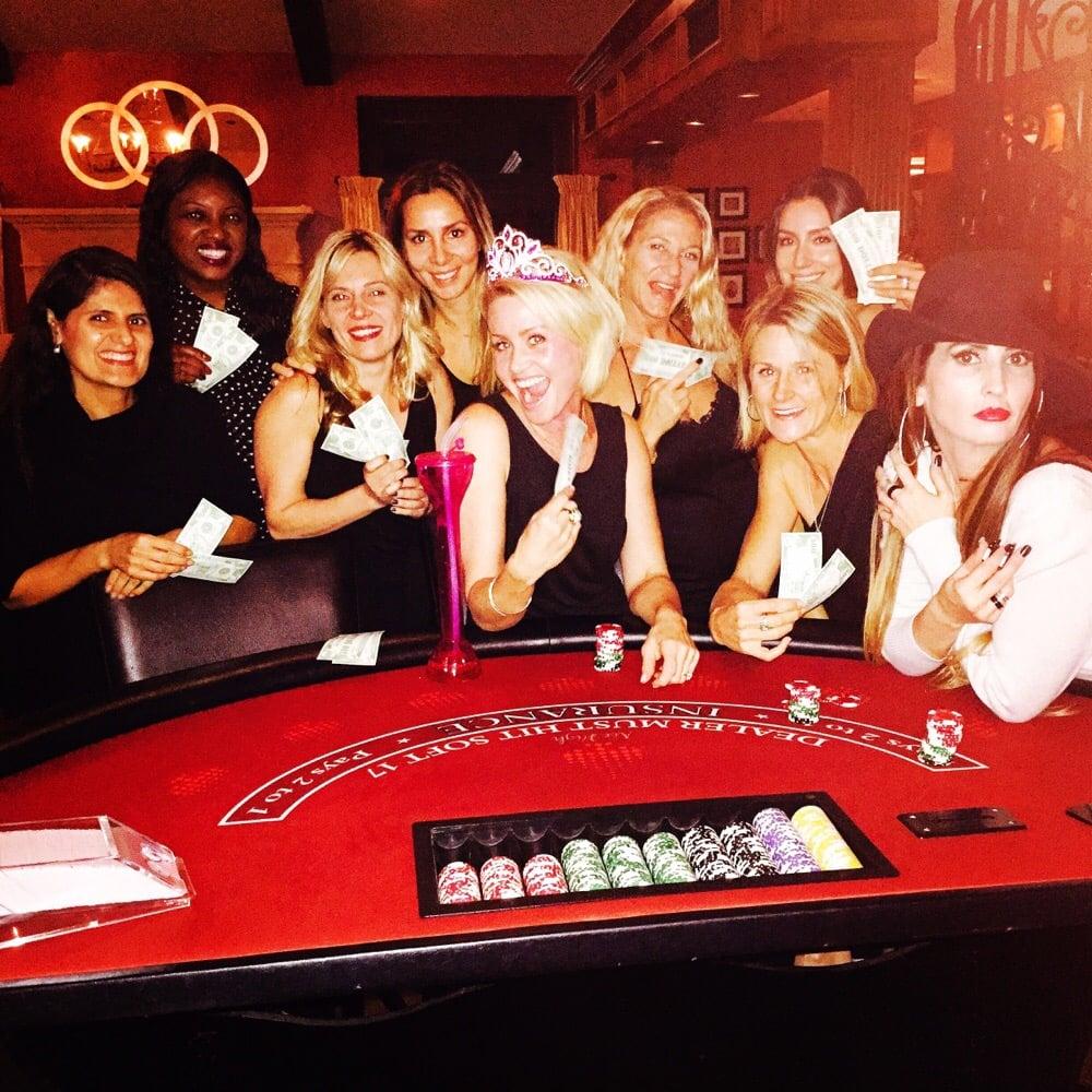 California casino rental southern how to run a casino party