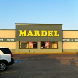 Mardel Christian Book Stores. Mardel first opened on June 1st., with a single Christian Book Store in Oklahoma City, OK. Today, Mardel Christian Book Stores can be found at 25 different locations in Arkansas, Colorado, Kansas, Missiouri, Oklahoma and Texas, although their company headquarters remain in Oklahoma City, OK.