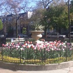 Cianfrani Park - Philadelphie, PA, États-Unis. Spring!