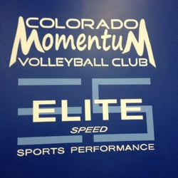 Momentum Volleyball logo