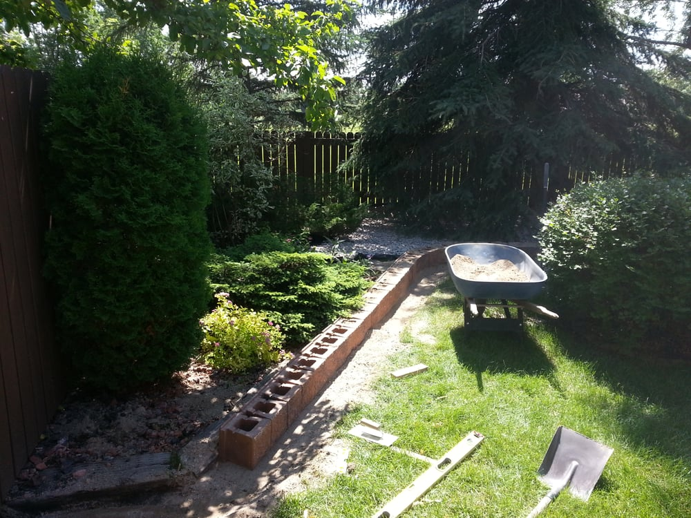 Landscaping Trees Regina : Paving stone landscaping regina sk photos yelp