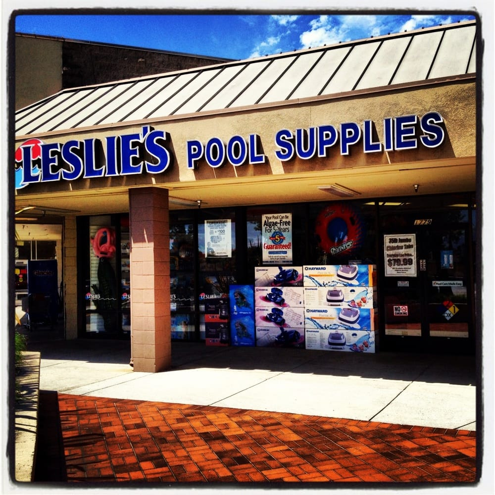 Leslie S Swimming Pool Supplies Hot Tub Pool East San Jose San Jose Ca Reviews