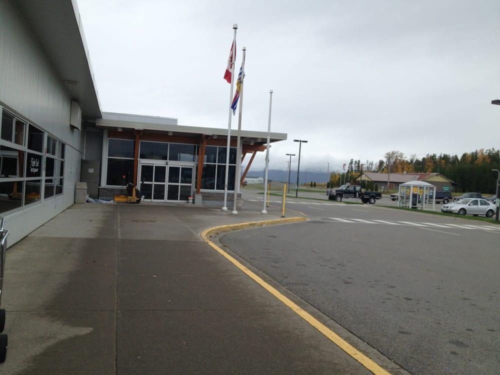 northwest regional airport terrace kitimat airports