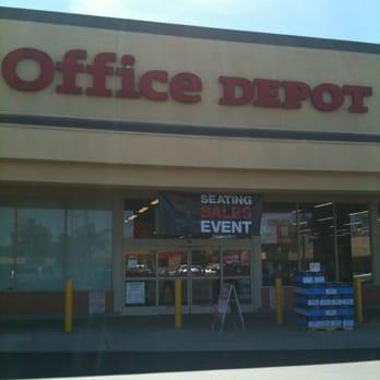 Office Depot 12 Reviews Office Equipment Escondido