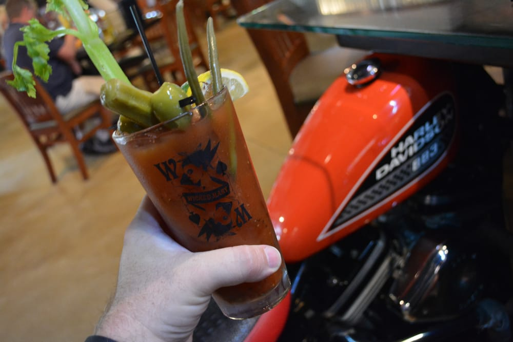 Wicked Wheel Bar And Grill Panama City Beach