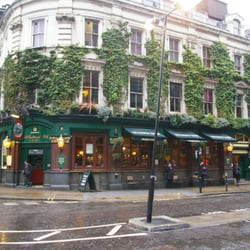 Railway Tavern, London, UK