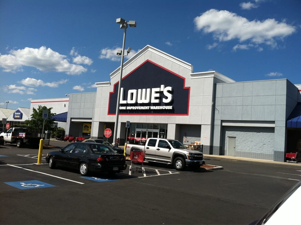 Lowe S Home Improvement Building Supplies Woburn Ma