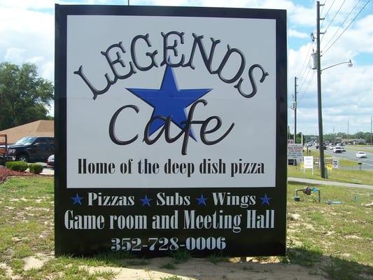 Legends Cafe Fruitland Park Fl