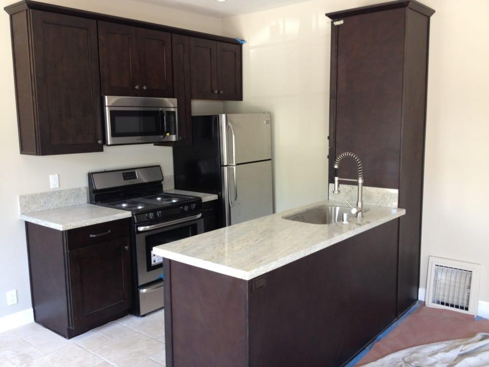 Jamie's Kitchen Cabinets and Bath  Rosemead, CA, United States Dark