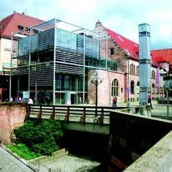 Tourist Information Nürnberg, Nürnberg, Bayern