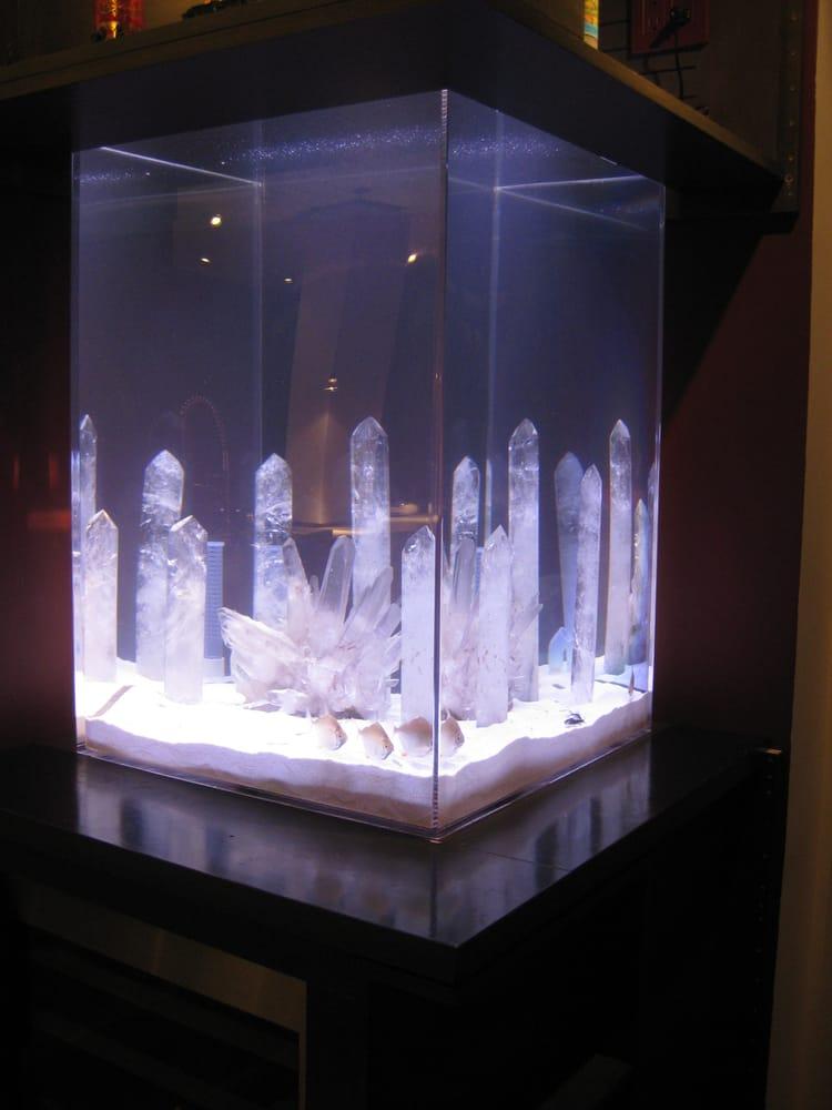 crystal fish aquarium - photo #24