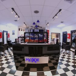 Moxie Hair Salon logo