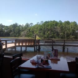 Lulu s waterfront grille 53 photos seafood restaurants for Ponte vedra fish camp